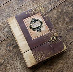 Handmade by Smilla: Notepad - album