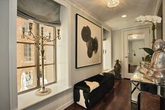 140 East 63rd Street, Apt. 5E Upper East Side, Manhattan: A stunning, triple-mint two-bedroom home, perfectly positioned in one of the Upper East Side's finest prewar white-glove condominiums. This bright corner apartment, with four exposures and open city views to the west and north, is impeccably renovated with top-of-the-line finishes throughout.
