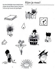 Werkblad Simple Art, Schmidt, 2 Colours, Colored Pencils, Annie, Childrens Books, Activities For Kids, Doodles, Snoopy