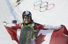 Dominique Maltais gagne l'argent en snowboard cross | Robert Laflamme | Ski et surf