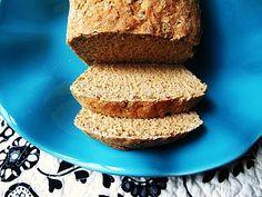 The Small Boston Kitchen: Whole Wheat English Muffin Toasting Bread