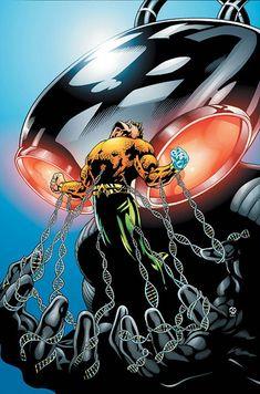 #Aquaman #Fan #Art. (AQUAMAN #32) By: Patrick Gleason.