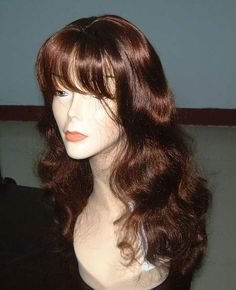 Human Hair Wig Popular Hairstyles, Wig Hairstyles, Brazilian Hair Wigs, Hair Extensions Best, Natural Styles, Human Hair Wigs, Lace Wigs, Cool Pictures, Hair Beauty