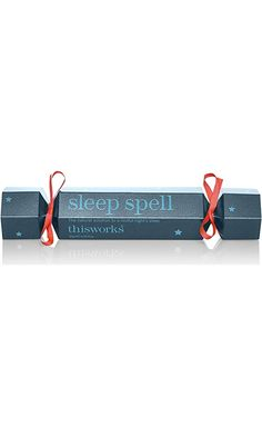 Sleep Spell Holiday Crackers by This Works Best Price