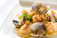 Yummy #seafood #Ravioli drom Bice Mare, Best #Restaurant in #Dubai