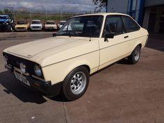 eBay: 1980 Ford Escort 1600 Sport - Fully Uk Registered - 11 Months MOT