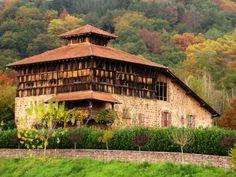 Valle del #Baztan. en #Navarra