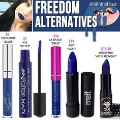 Kylie Jenner lip kit dupe Freedom