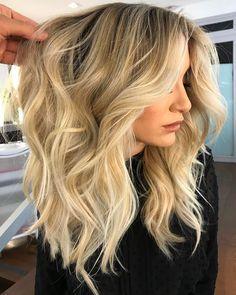 "10.8k Likes, 110 Comments - ROMEU FELIPE (@romeufelipe) on Instagram: ""New Blonde @melanniefiore #mechascriativas #romeufelipe #highlights Make @michelleaprigio"""