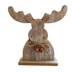 Ascalon Wooden Moose £3