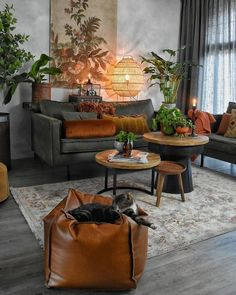 5 Essentials Tips For A Successful Living Room Design Project - Sweet Crib Boho Living Room, Home And Living, Living Room Decor, Living Spaces, Simple Living, Living Room Inspiration, Home Decor Inspiration, Decor Ideas, Cozy House