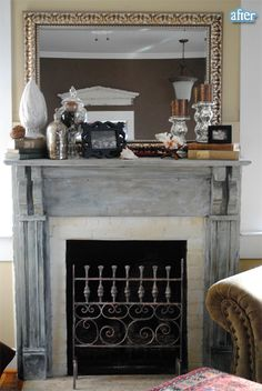 1000+ images about Hole above the fireplace on Pinterest ...