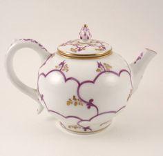 Franklin Mint Victoria & Albert Museum Teapot - VENICE $21.95