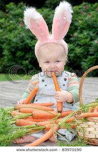 Cute Easter pic idea??