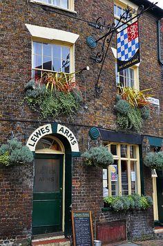 Proper Pub, Lewes Arms, Lewes, East Sussex