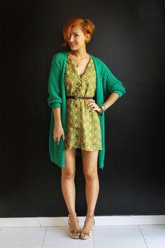 Look do dia: vestido ao contrário - Blog De repente Tamy Blog De repente Tamy