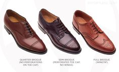 All about men's dress shoes