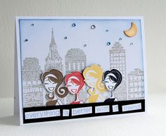 this card is perfect to send to gf's - really cute.  add another to my list of buys for stamps!  great job Virginia!
