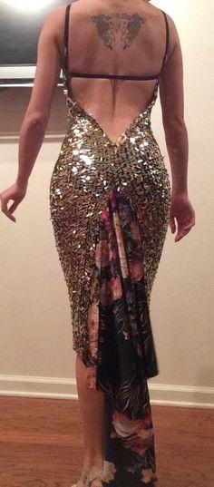 Argentijnse jurk