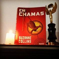 Livro: Em Chamas #desafiodecola #30ideias30dias