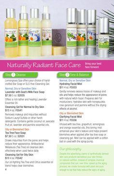 I absolutely LOVE the entire line of facial care from Lemongrass Spa.   www.ourlemongrassspa.com/GinaB mommy2nap@gmail.com