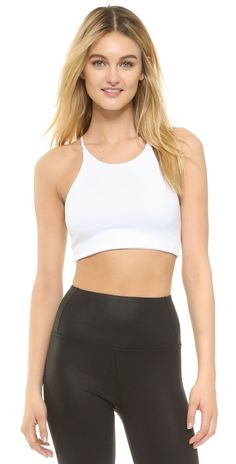 David Lerner Abbie Bralette Crop Top | SHOPBOP