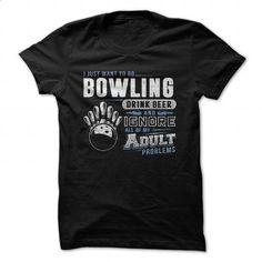 BOWLING - #shirts #design shirt. CHECK PRICE => https://www.sunfrog.com/Sports/BOWLING-89370700-Guys.html?60505