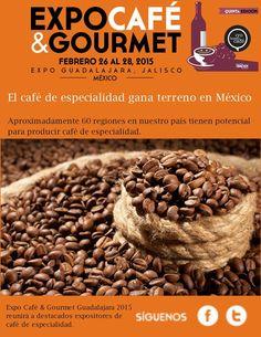 Expo Café & Gourmet 2015   Curiosidades Gastronómicas