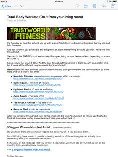 Josh Houghton-Total Body Workout