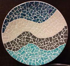 Mosaic Stepping Stones, Mosaics, Mosaic