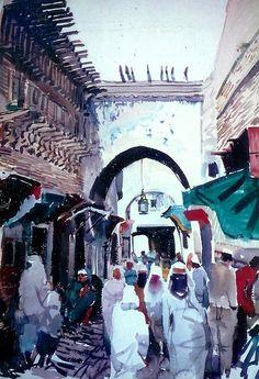 Zoco Maroc de Rafael Alonso por TeresalaLoba | Flickr - Photo Sharing!