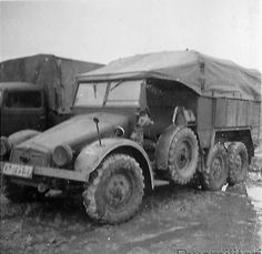 "Protz-Kraftwagen Kfz. 70 ""Krupp-Protze"" (Krupp L 2 H 143) WH-149818"