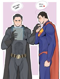 Uh, yes now, Bruce. Clark needs attention. ;)  <-- y'all have gone and done it again *smh...*