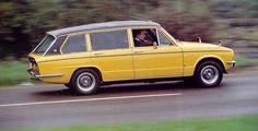 Triumph Dolomite Sprint Estate Car - Weird!