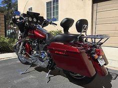 eBay: 2008 Harley-Davidson Touring 2008 Harley-Davidson FLHX Street Glide - Crimson Red **NO RESE #harleydavidson usdeals.rssdata.net