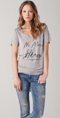 No more heros