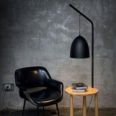 Perfect Stehleuchte Tridente ideallux italien lampen leuchten licht lights holz lampenundleuchten einrichtung wohnen sch nerwohnen modern Pinterest