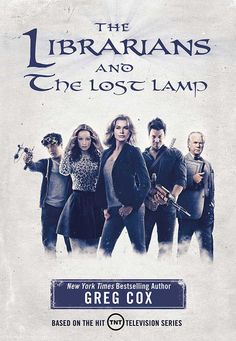 The Hollywood Reporter article abt the The Librarians book going to be written by Greg Cox... 10-28-2015 article >. http://www.hollywoodreporter.com/bookmark/tnts-librarians-gets-book-spin-835488