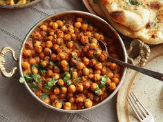 As one of the most popular dishes in the world, both in and out of India and Pakistan, channa masala (or chana masala, chole masala, or chholay)—chickpeas cooked in a spicy tomato-based sauce—is the kind of dish that stirs passions in the recipe-writing community over authenticity. That's okay. The defense for my recipe is the only defense food should ever need: This stuff tastes damn good.