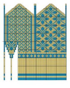 Free mitten pattern by ARNE & CARLOS – ARNE & CARLOS Knitted Mittens Pattern, Fair Isle Knitting Patterns, Chunky Knitting Patterns, Knitting Charts, Knit Mittens, Arne And Carlos, Free Pattern, Fair Isles, Knitting Needles