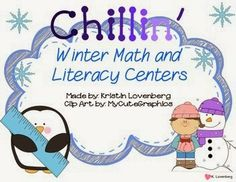 Adorable thematic unit you can use all winter!   Includes: Literacy Center: Ending Sound Exploration: playing cards & dry erase activity (color) Math: Base Ten with Snowmen Math Center: Addition and Subtraction is Snow Much Fun!: Interactive snowball game!  Literacy/writing: Adjectives worksheet Emergent Reader: My Snowman Emergent Reader: In the Winter (interactive) Math Center: Freezing Fun - Tens frame identification game