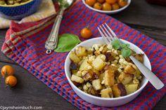 Corn and potato summer skillet salad [Vegan] : TreeHugger