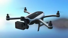 "Hands-on review: GoPro Karma drone   GoPro Karma is the action camera company's long-awaited entry into the popular drone category and it looks like good things come to those video-capturing adrenaline junkies who wait.  Karma is a well-priced drone that provides stabilized video while hovering as high as 3280ft (1000m) and soaring at a max speed of 35mph (15m/s). Its 3-axis camera gimbal keeps everything steady.  We didn't crash the Karma and its GoPro Hero 5 ""co-pilot"" in our first three…"