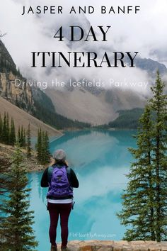 Icefields Parkway 4 Day Itinerary Alberta Canada, Banff Canada, Jasper Alberta, Banff Bc, Pvt Canada, Visit Canada, Canada Eh, Parks Canada, Quebec