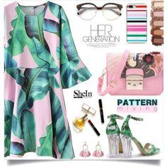 Stay Bold: Pattern Mixing, Shein!