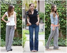 Wearing, Buying, and Styling Wide Leg Pants
