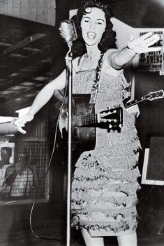 Wanda Jackson, Fringe Artist