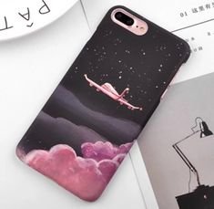 Granite Scrub Marble Phone Cases For iPhone 6 7 Plus 5 SE Aircraft Stars Plastic Hard Back Cover Case for iPhone 8 Plus - fundas - Art Phone Cases, Phone Cases Samsung Galaxy, Phone Cases Marble, Iphone Cases, Phone Cover Diy, Phone Covers, Iphone 8 Plus, Diy Phone Case Design, Aesthetic Phone Case