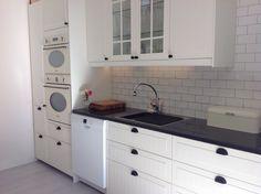 Vårt nya #kök #kroktorp #ikea