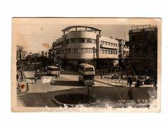 Israel TELAVIV capital 1947 Post Card Postcard copyright Palphot | eBay City Architecture, Post Card, Tel Aviv, Israel, Poster, The Originals, Cards, Ebay, Postcards
